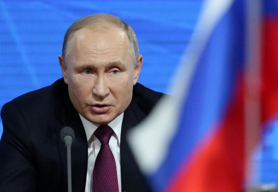 Putin Enters Contest for Africa After Humbling U.S. in Mideast