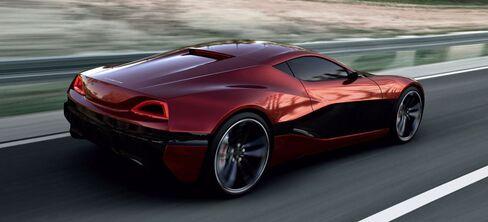 The Concept_One is a Croatian super-car slated to compete against the McLaren P1 and Ferrari La Ferrari.