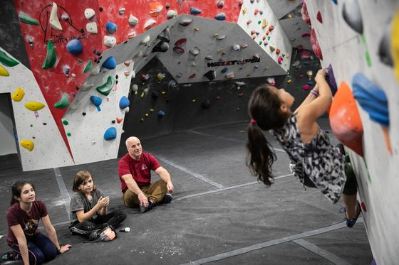 Rock-Climbing's 11-Year-Old Stars Hit Bump at Sport's Moment of Glory