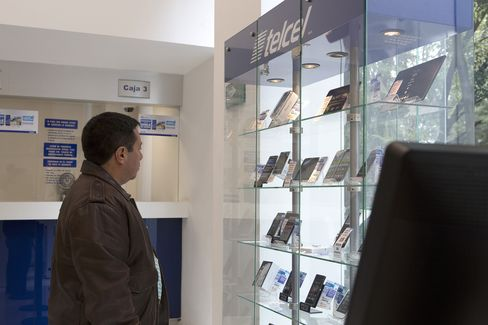 America Movil Said to Seek AT&T Bid for $17.5 Billion of Assets
