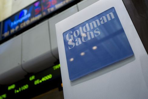 Goldman Sachs Traders Lost Money on One Day in First Quarter