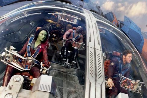 An Improbable Superpower: Guardians of the Galaxy Sells 1970s Music