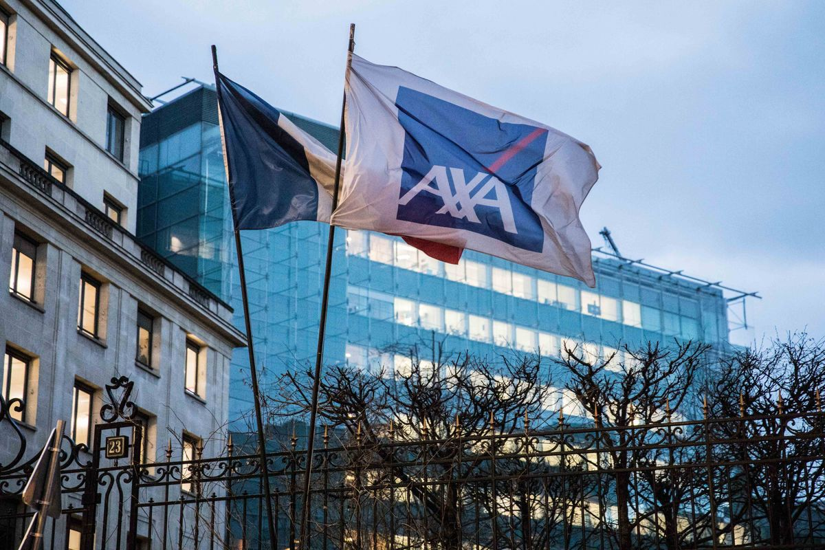 Axa Sees $3.1 Billion From Stake Sale in AXA Equitable Holdings
