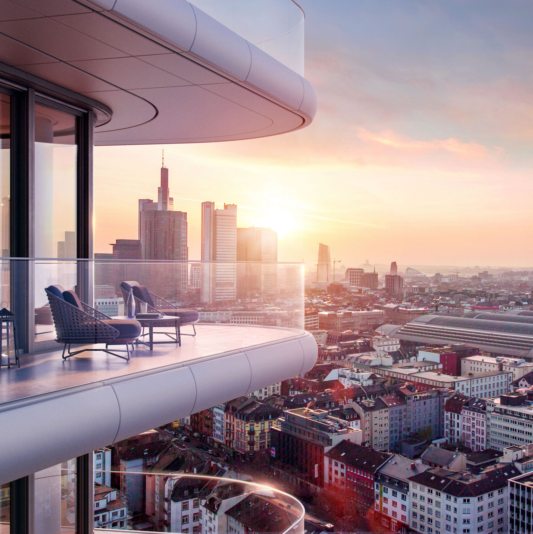Квартира в франкфурте купить