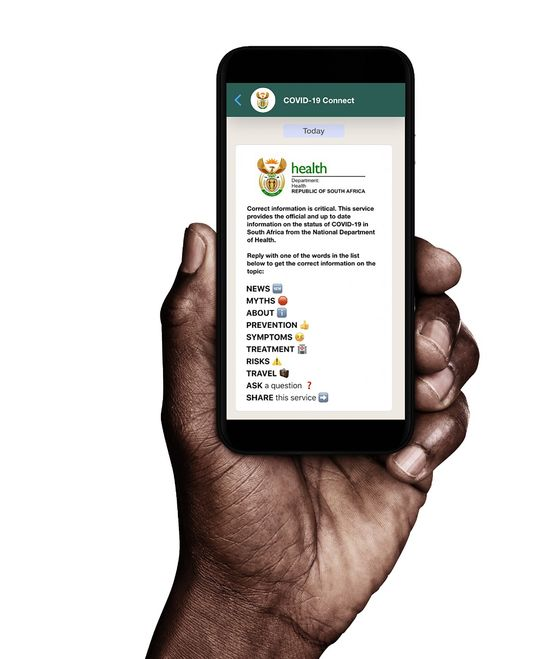 Hit by HIV, South Africa Deploys WhatsApp to Fight Virus