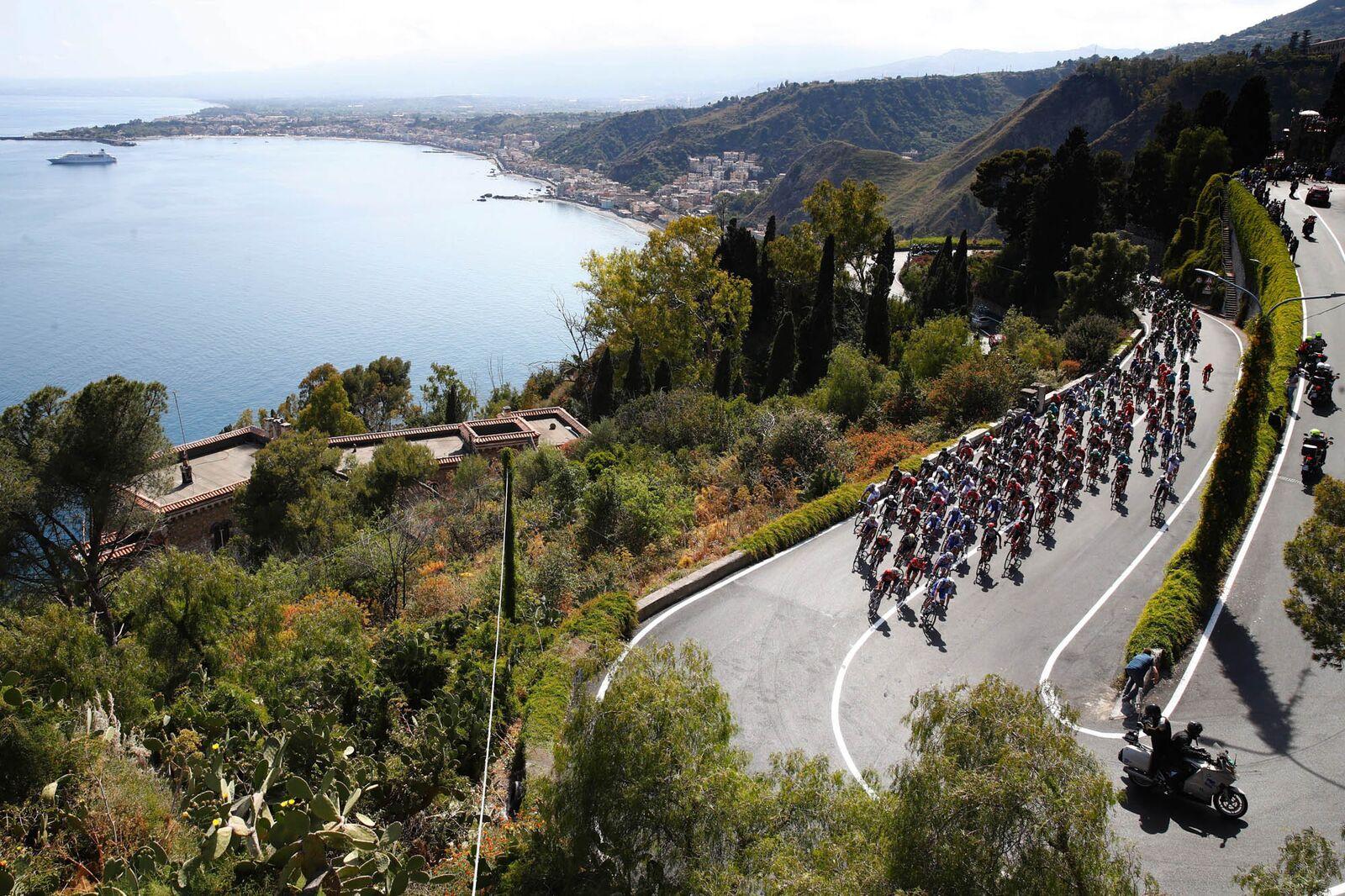 My Best Trip Ever: Richard Branson on an Italian Cycling Odyssey