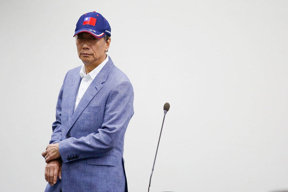 The Terry Gou I Know Won't Be China's Man