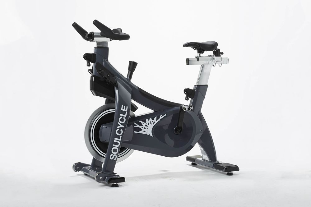SoulCycle's New Exercise Bike Will Make Your Workout Even
