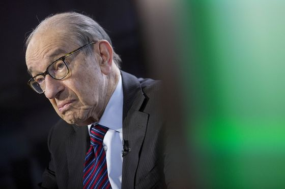 Powell Must Answer Question Greenspan Raised 20 Years Ago