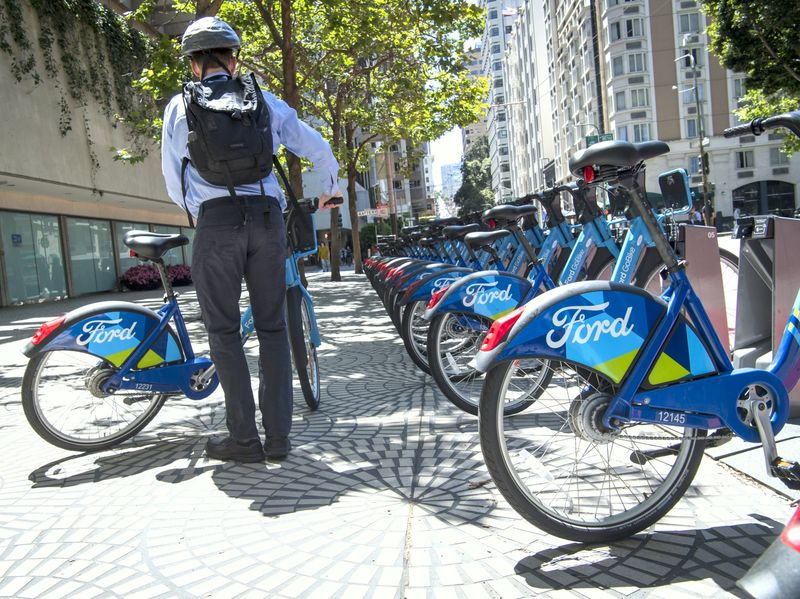Ford GoBikes As Lyft Weighs Purchase Of Operator Motivate