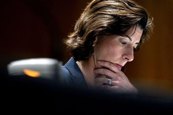 'Big Week' Is Ahead for Bipartisan Stimulus Talks, Raimondo Says