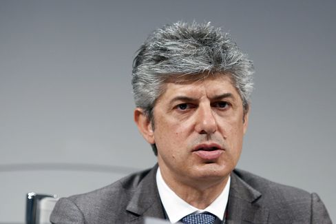 Telecom Italia Chief Executive Officer Marco Patuano