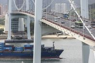 Operations At Xiamen Port As China Prepares for Worst on Trade