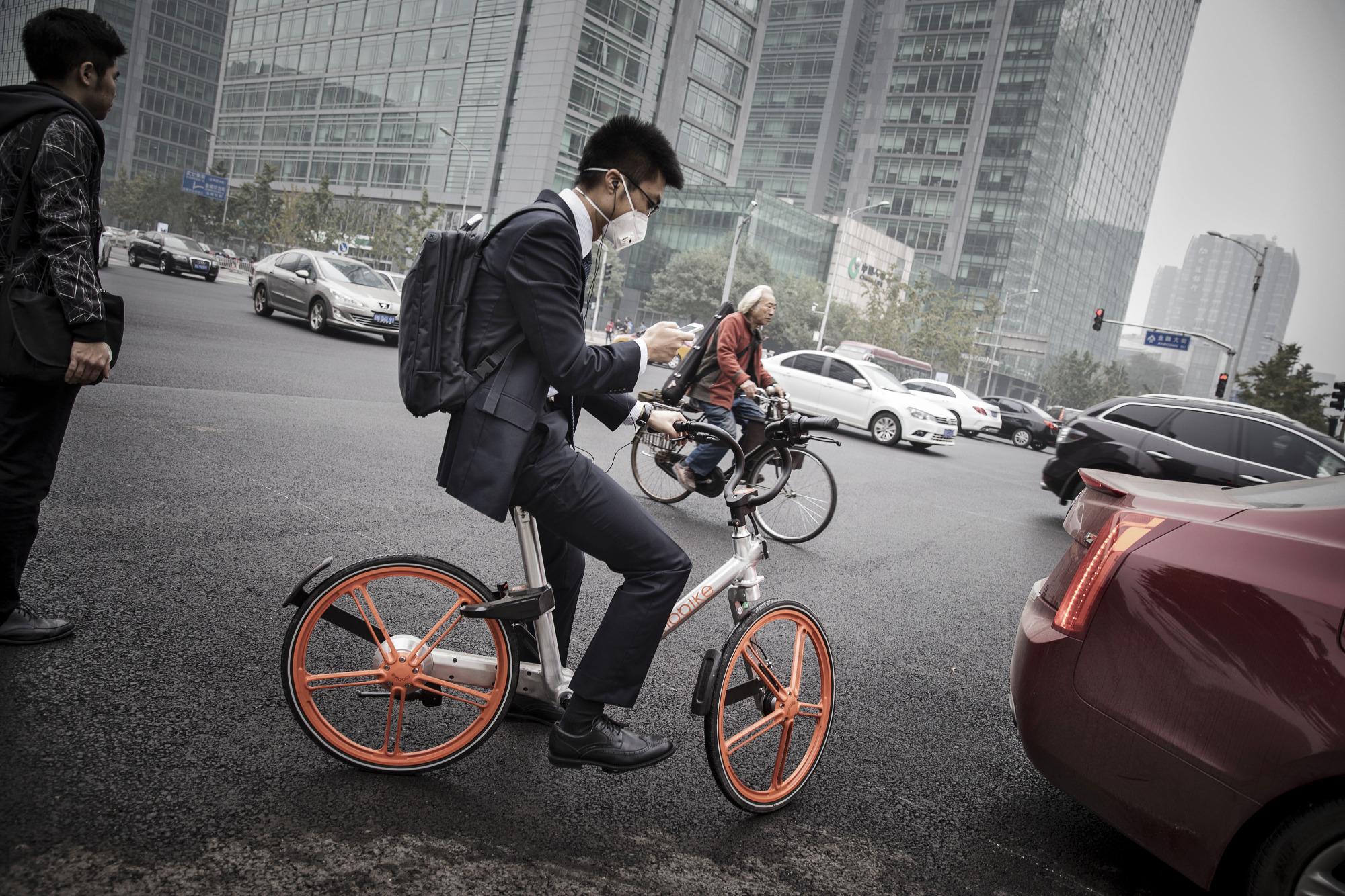 Cuu nha bao Trung Quoc xay start-up 3 ty USD tu mot y tuong