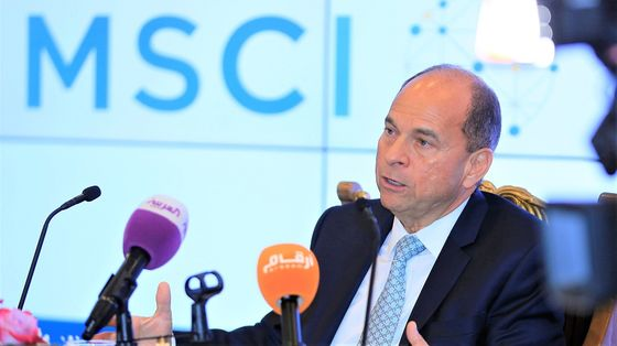 MSCI CEO Dismisses Concern Chinese Stocks Are 'Uninvestable'