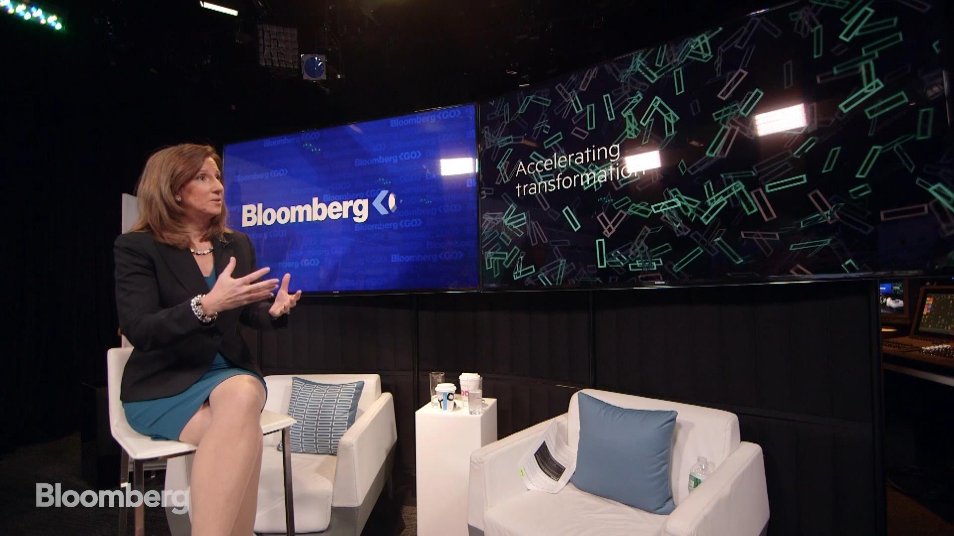 Deloitte CEO Cathy Engelbert: Get A Great Sponsor – Bloomberg