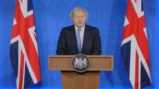 Johnson Eases Lockdown But Foreign Travel on Hold for U.K.