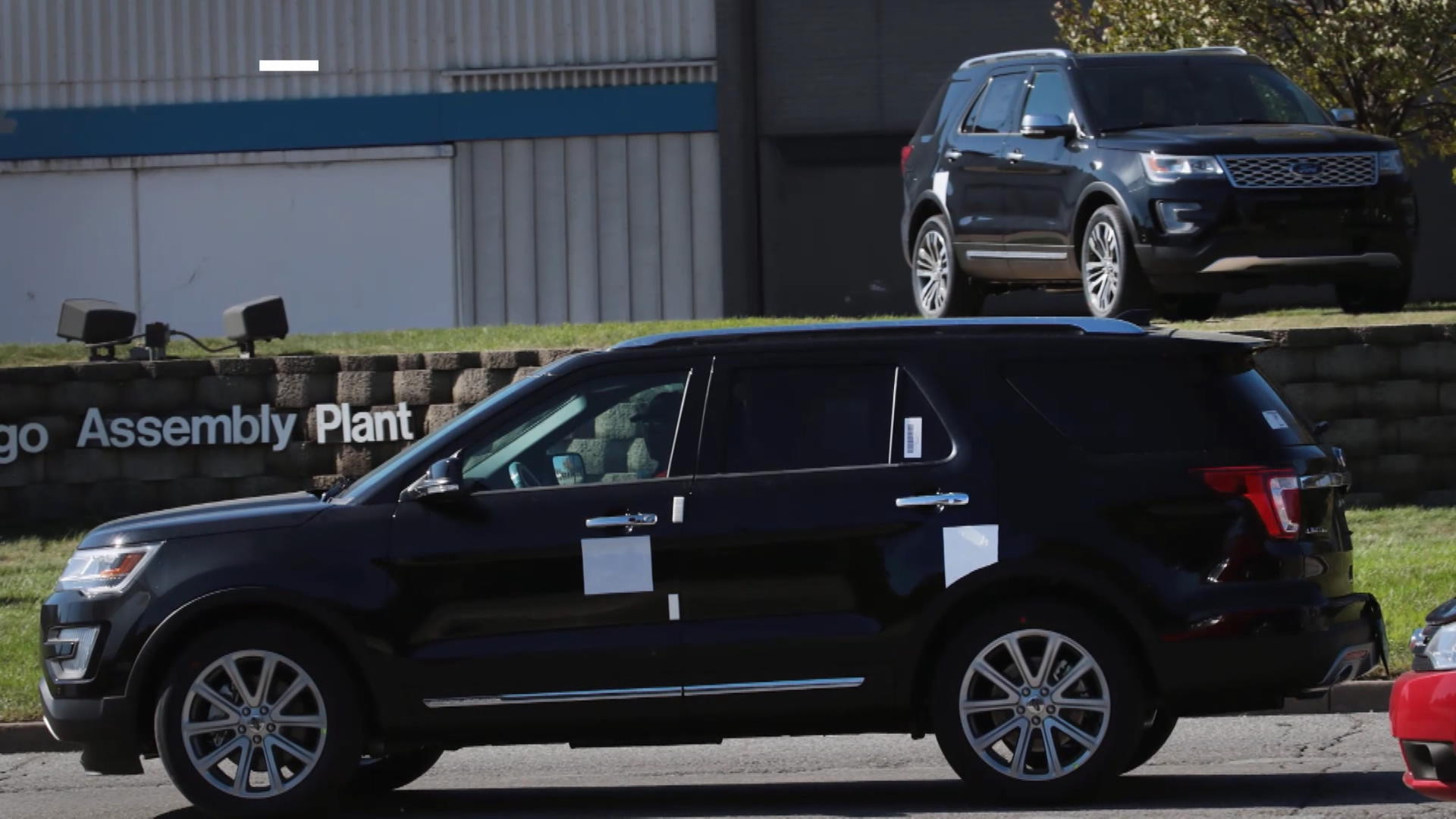 Ford Explorer Drivers Say Their SUVs Are Making Them Sick
