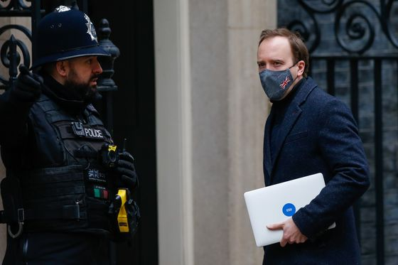 U.K. Lobbying Scandal Deepens as Hancock Accused of Cronyism