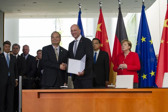 China Courts Friends in Low Places to Win in Europe