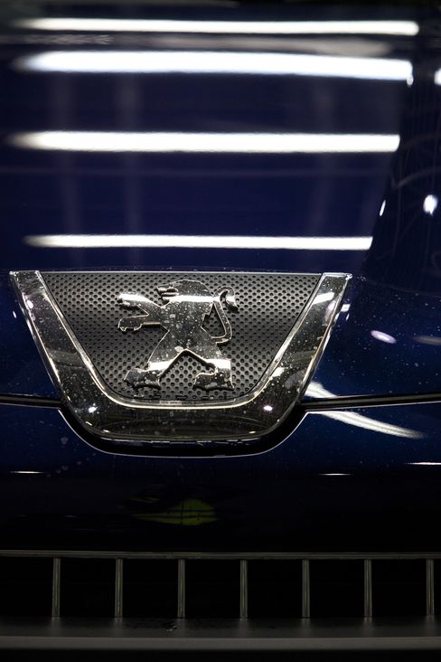 GM, Peugeot Confirm Plan to Create Strategic Alliance