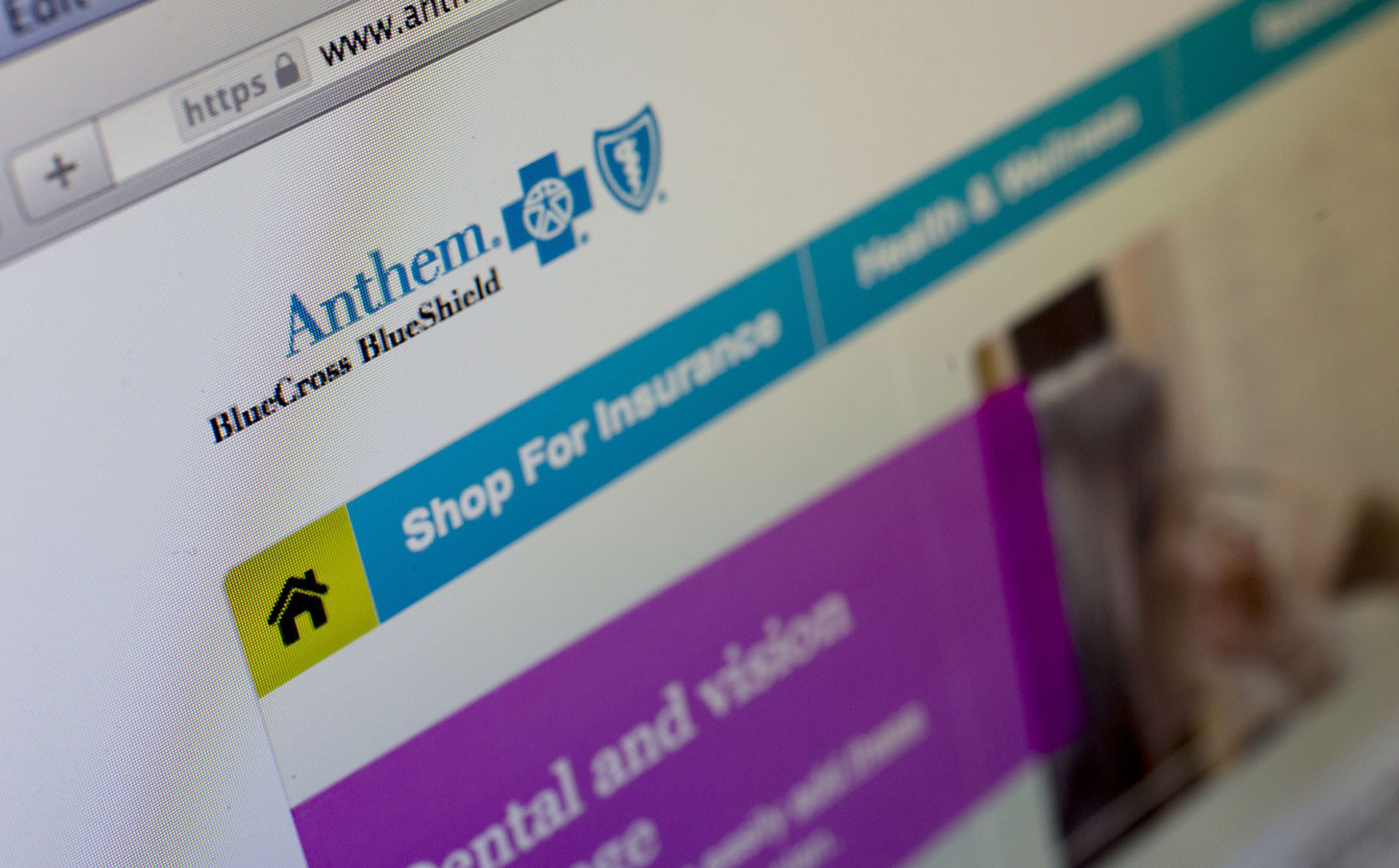 Anthem, Aetna Sued by U.S. Seeking to Block Insurer Mergers