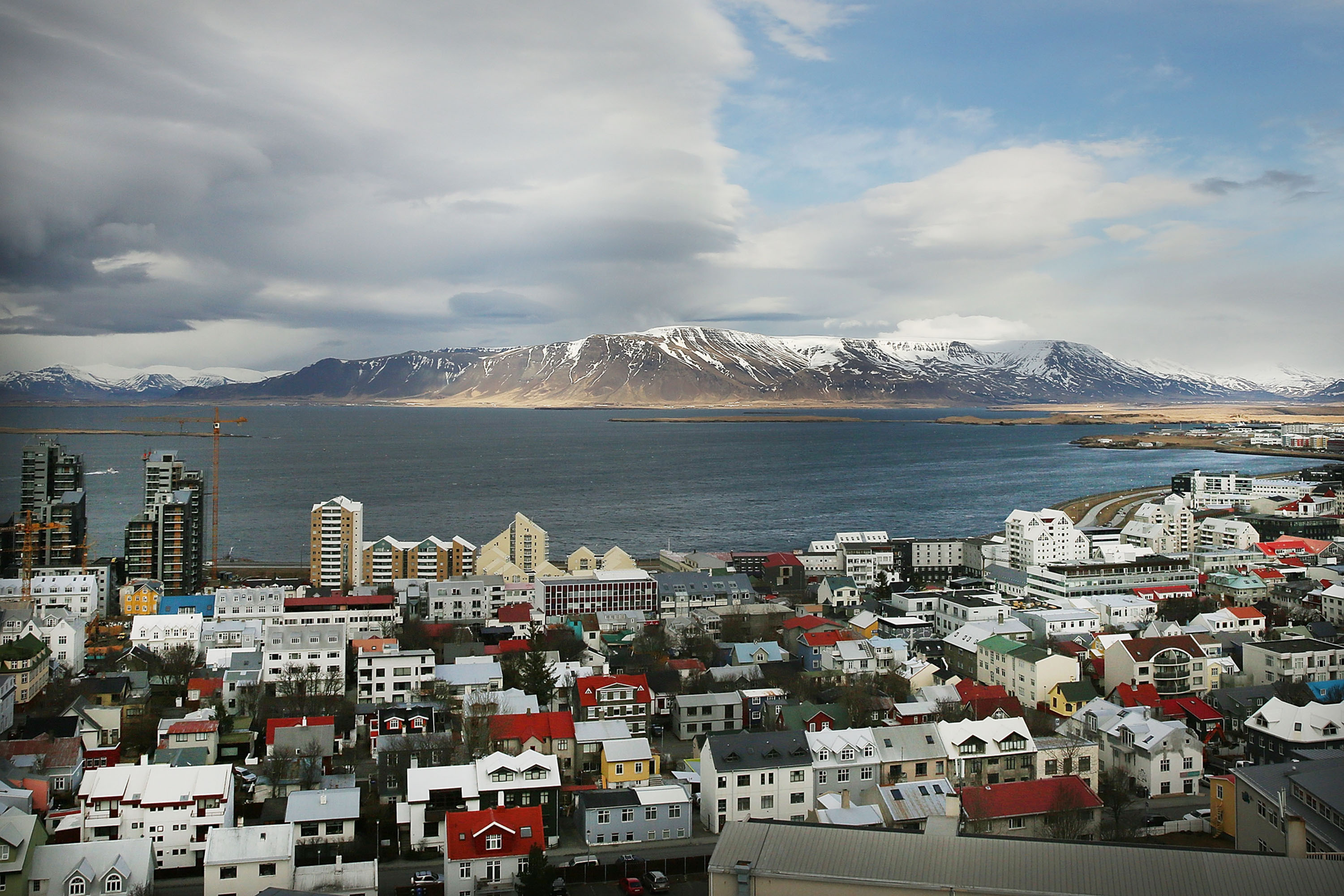 Iceland Apartments Reykjavik Is Swamped By Empty Luxury Flats