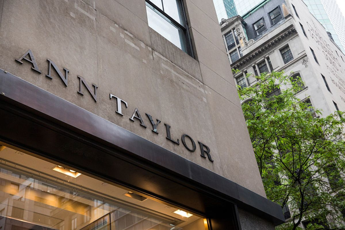 Ann Taylor Is Part of a Failed Retail Experiment