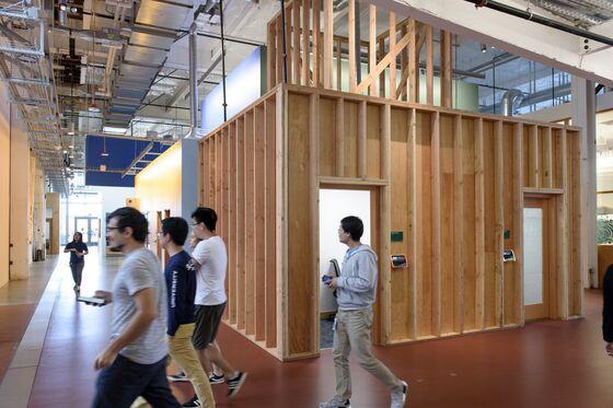 Facebook Is Bingeing on Bay Area Real Estate