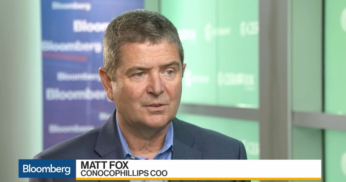 Fox: Permian Still in Early Stages for ConocoPhillips