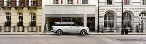 Tata's big, opulent Range Rover, starting at $85,000, still accounts for one in four Land Rover sales.