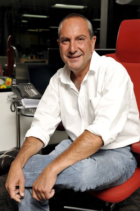 Former African Bank CEO Leon Kirkinis