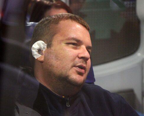 Protest Leader Dmitry Bulatov