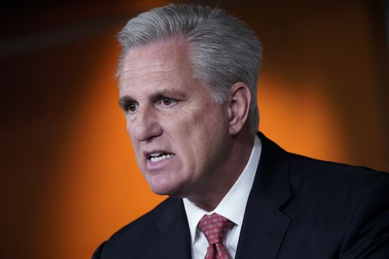 McCarthy Takes House Proxy Voting Fight to Supreme Court