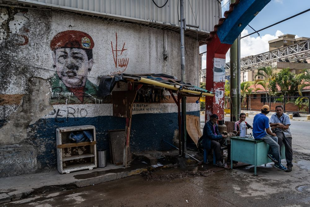 Hedge Fund Veteran Says $130 Billion Bond May Just Fix Venezuela
