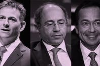 relates to For Hedge Fund Stars, Being Right in 2008 Proved to Be a Curse