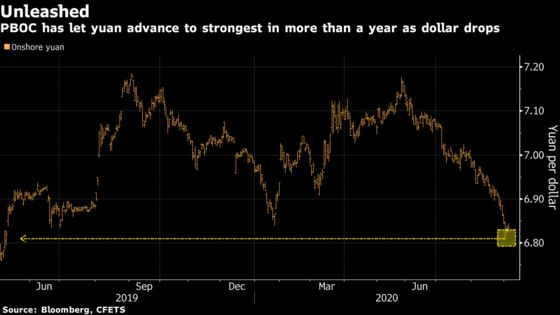 China Allows for Stronger Yuan as Xi Turns Focus to Home