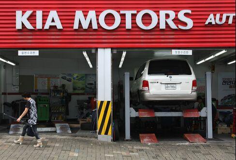 Detroit 'Bulky' Car Image Slows Sales in Korea