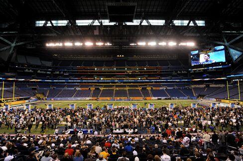 NBC Channels Marilyn Monroe in Super Bowl Ads, Lift Network