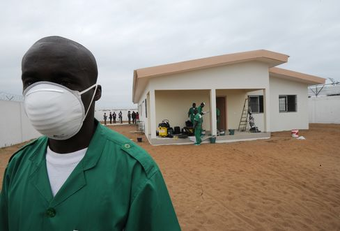 Ebola virus in Ivory Coast