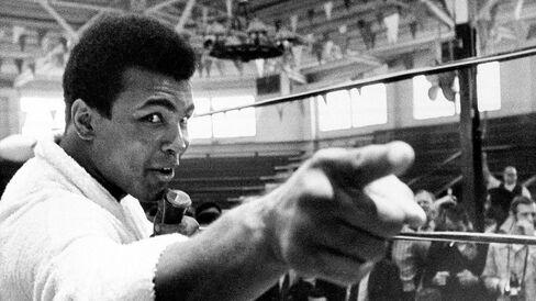 Ali in 1970