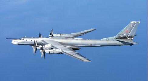 Russian Bear 'H' Aircraft