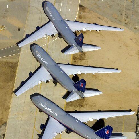 Airlines Recall Jumbos From Californian Desert