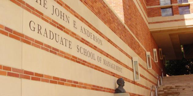 5. UCLA (Anderson)