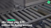 relates to Johnson & Johnson Must Pay Dying Woman