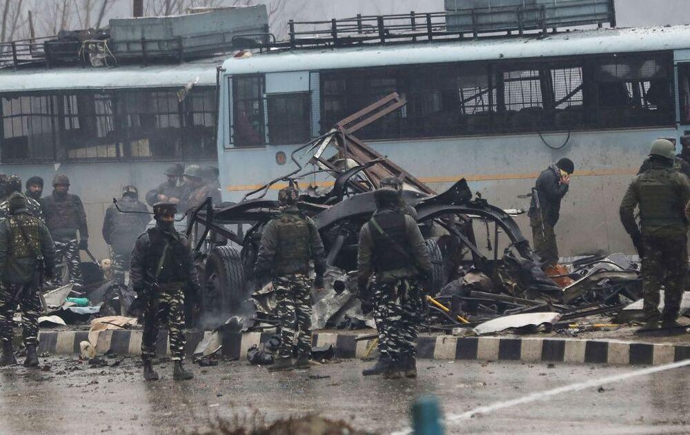 Kashmir Tragedy Has Many Authors
