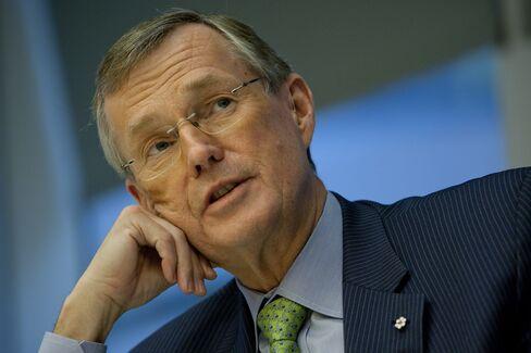 Toronto-Dominion Bank CEO Edmund Clark