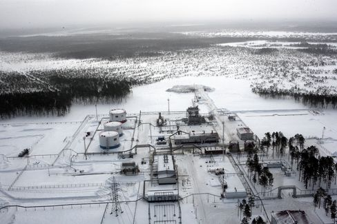 Wall St. Warms to Siberia as Largest Cash Hoard Beckons