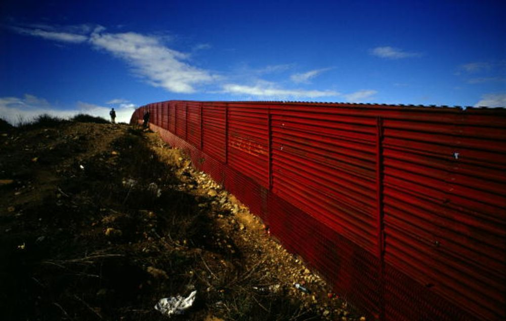Trump's Wall Is About Rage, Not Immigration