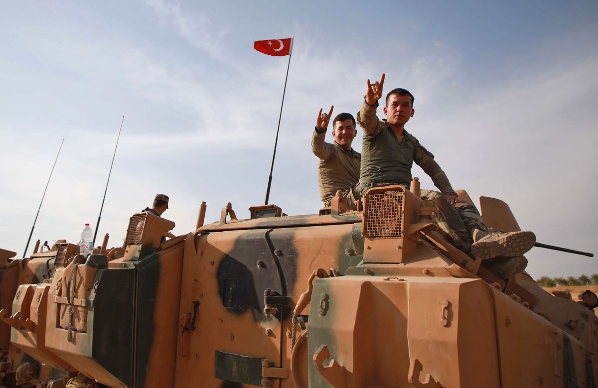 Qatar Defends Turkey's Syria Operation as It Sticks Up for Ally